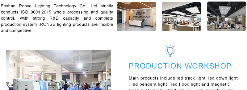 high lumen led track spot light 4 wire commercial led track light 40w - LED track light - 15