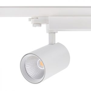 3years Warranty Commercial COB 30W LED Track Light