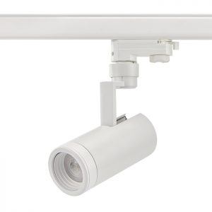 High quality beam angle adjustable track light 12w led track spot focus light