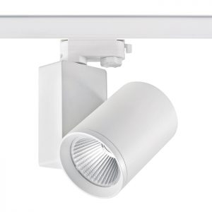 Free Sample Shop Lighting COB 30W 40W LED Track Light  GD19C30C