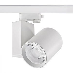 Commercial indoor lighting 5Years Warranty COB 40W LED Track Light