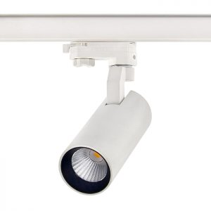 Anti-glare 20W LED track light with 3-5 years warranty