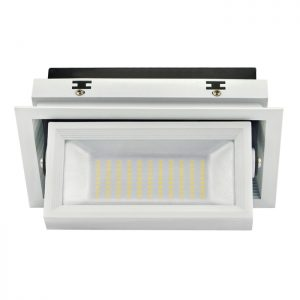 3-5 Years Warranty 45w SMD Led Grille Light