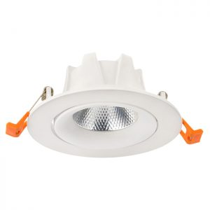 High quality adjustable 3W/5W/7W/10W/15W COB round led ceiling light
